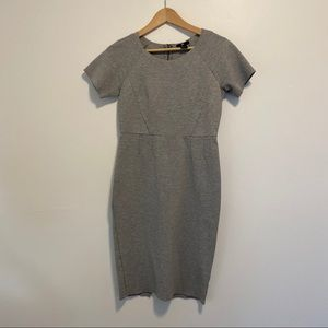 H&M Dresses - Grey pencil dress